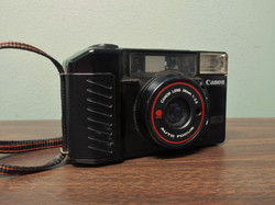 Canon Point-and-Shoot Camera