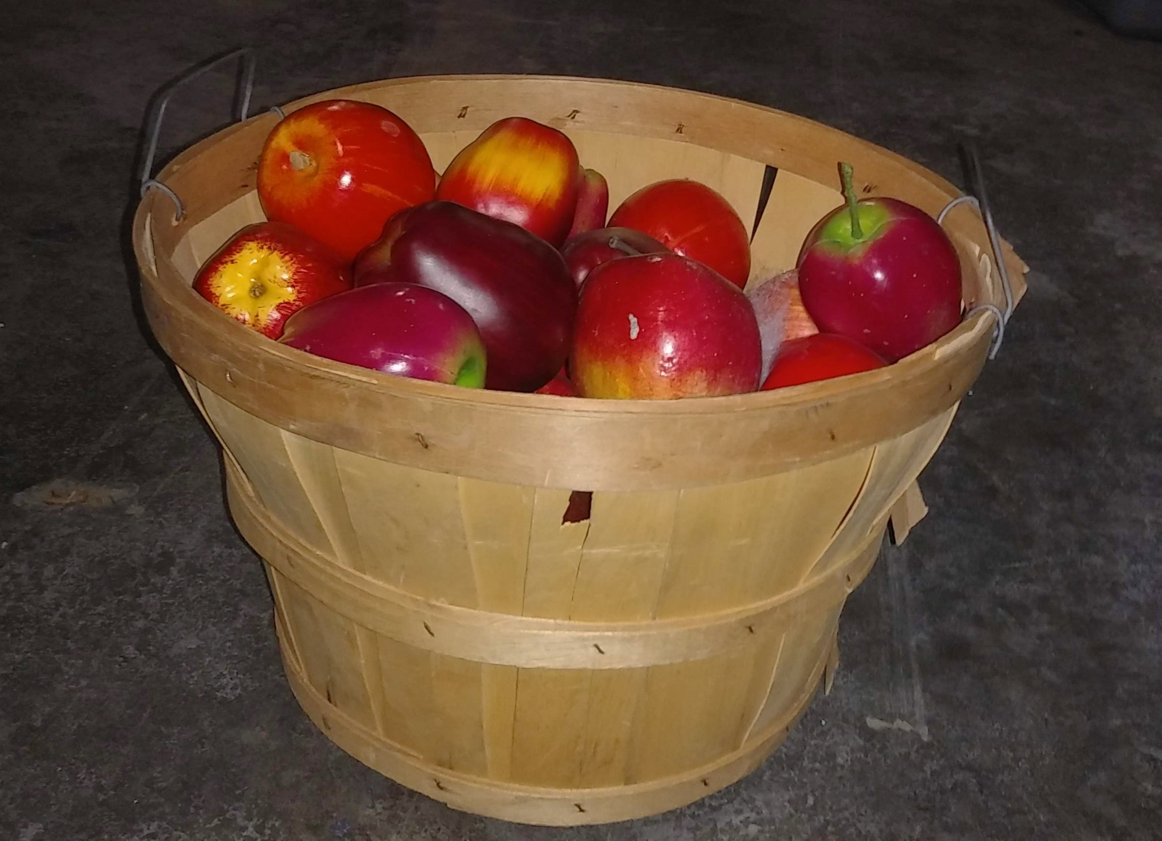 Basket of Applesa