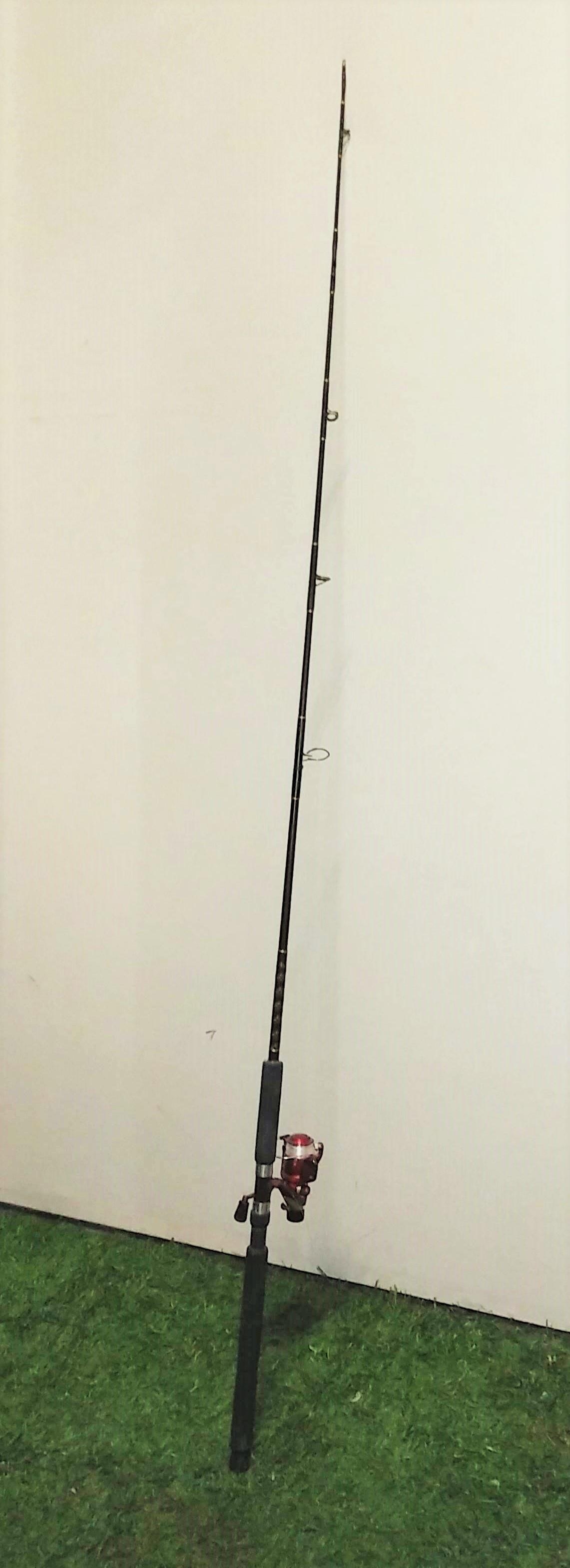 Fishing Pole - nice red