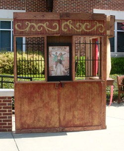 Ticket Booth Panels