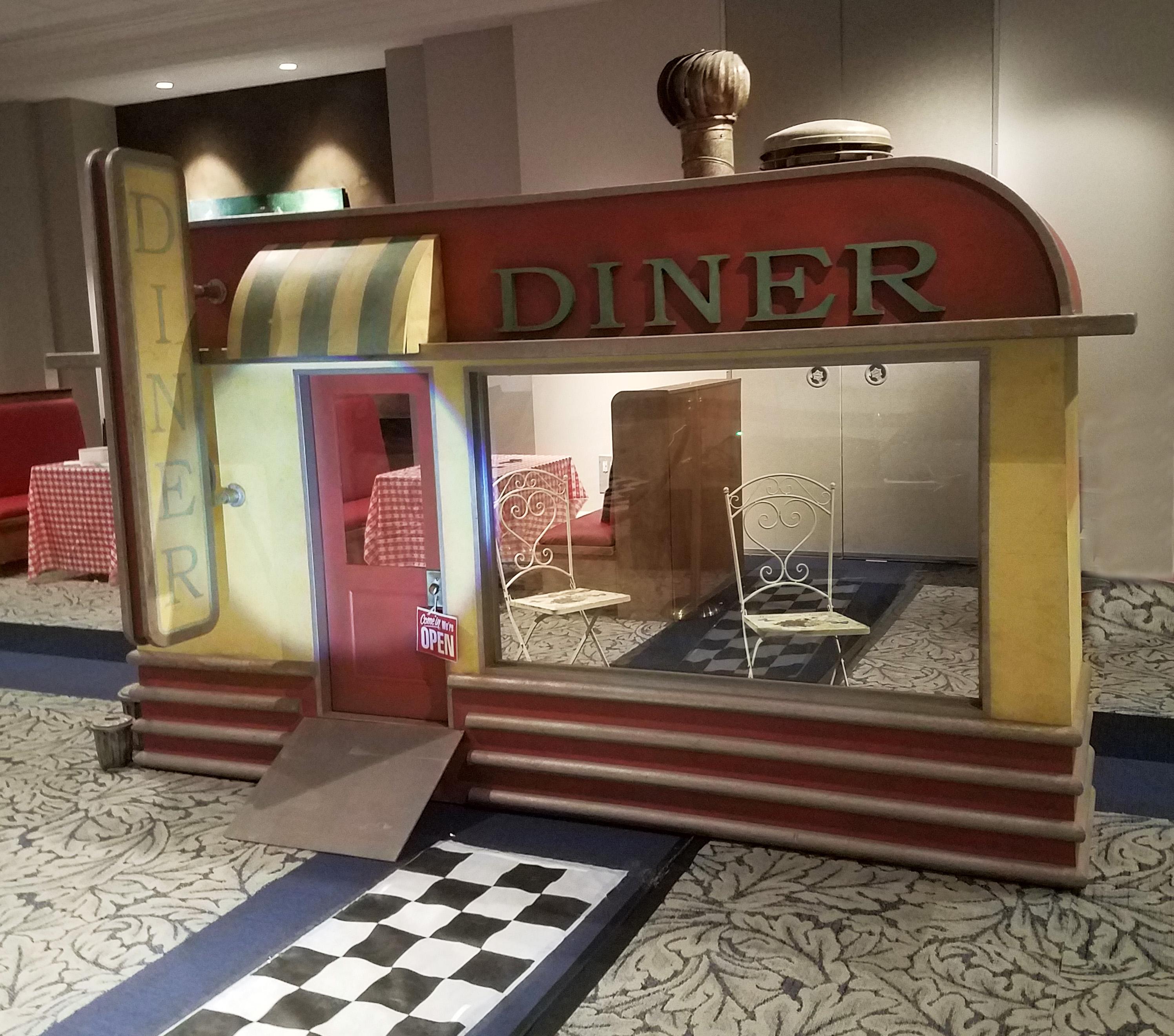 Diner Storefront