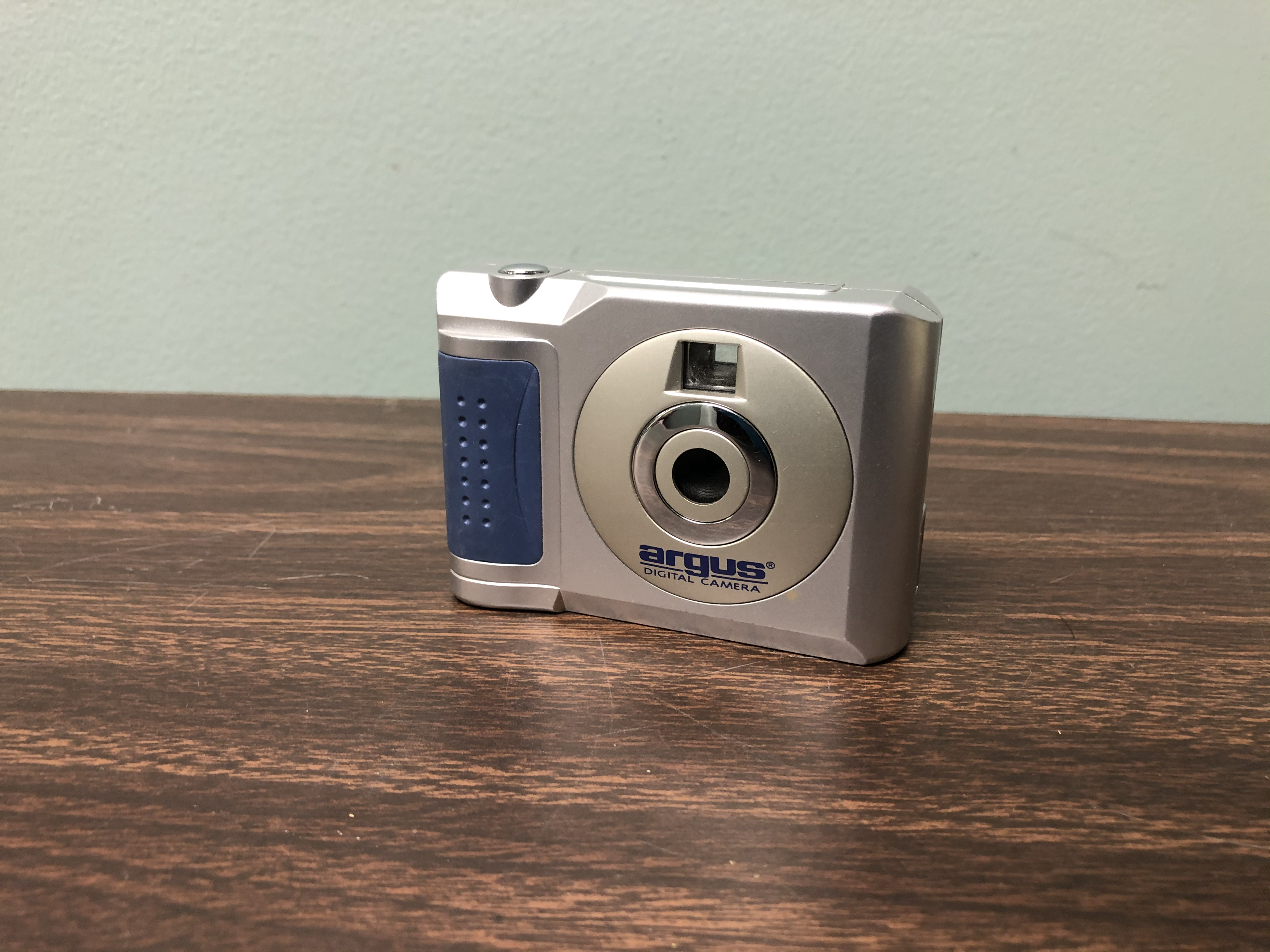 Argus Digital Camera (nonfunctional)