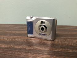 Argus Digital Camera (nonfunctional)