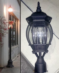 Street Light_with small victorian top
