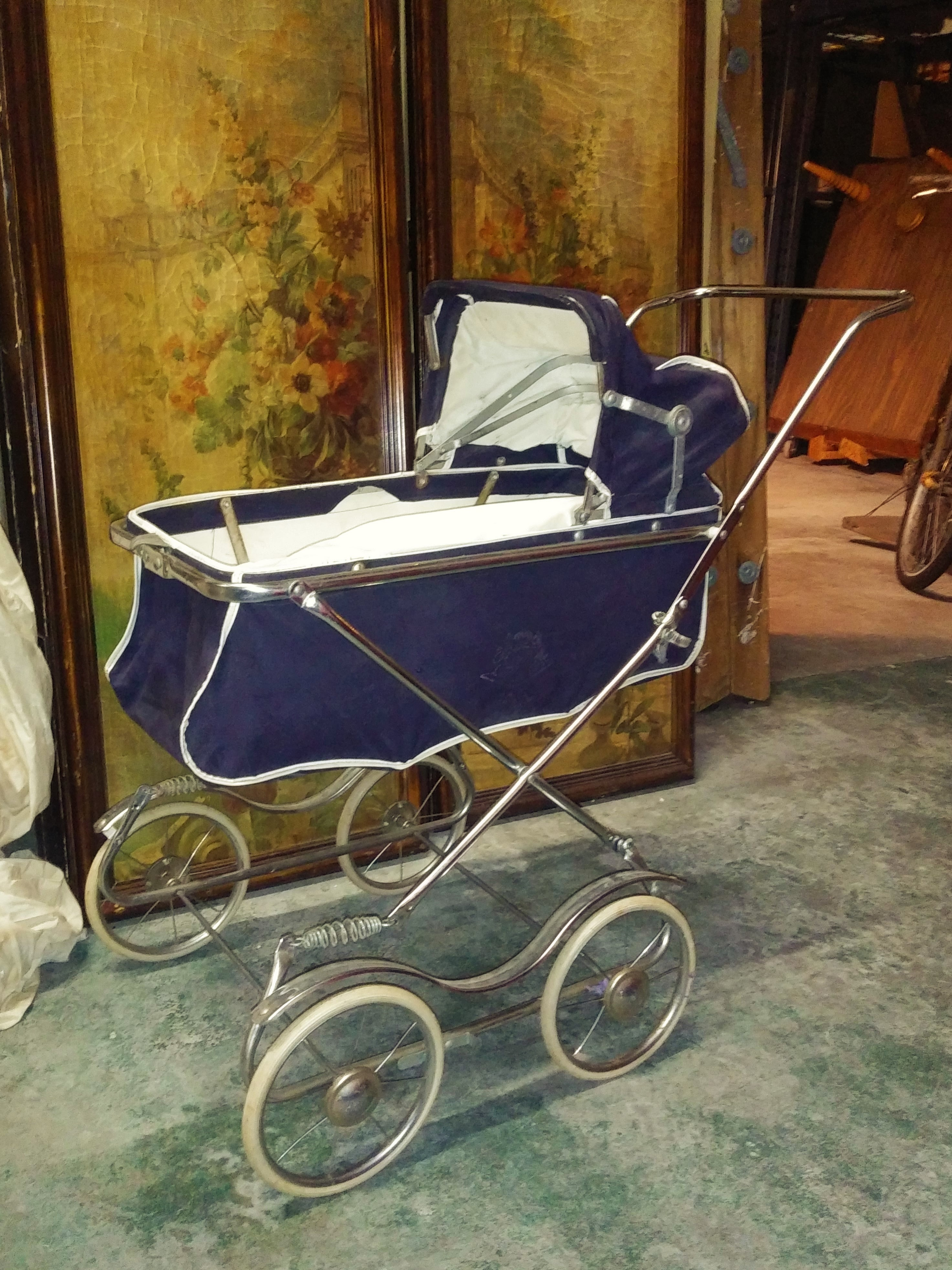 Small Baby Carriage