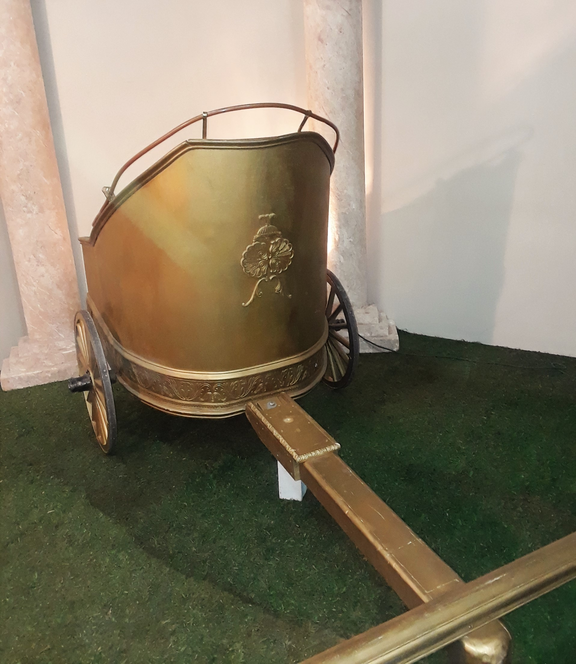Gold Chariot