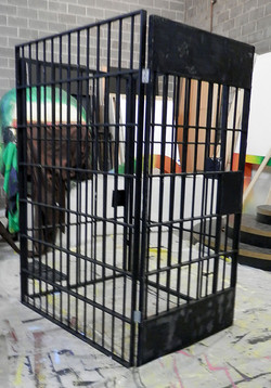 Jail Cage