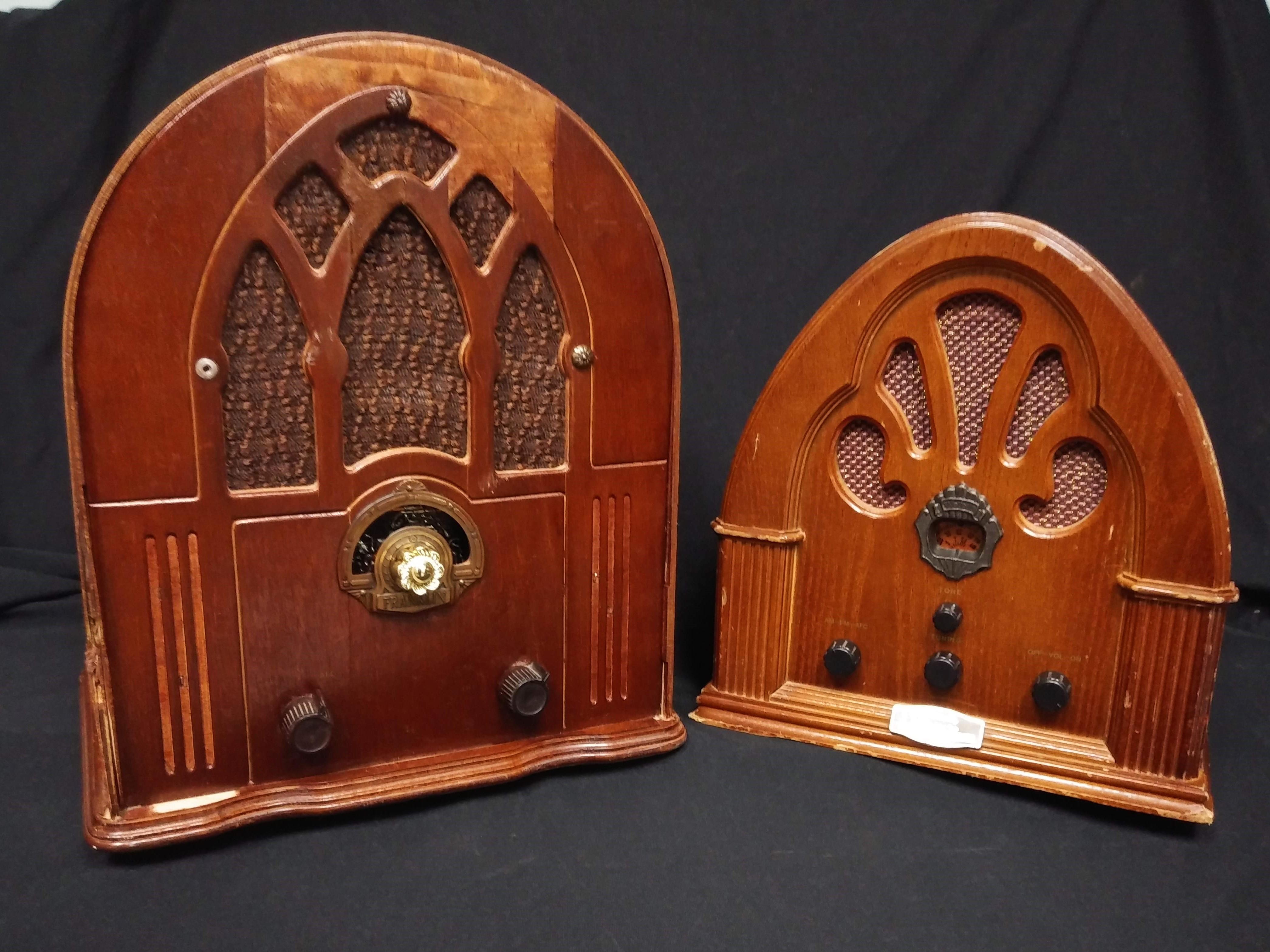 Archtop Radios