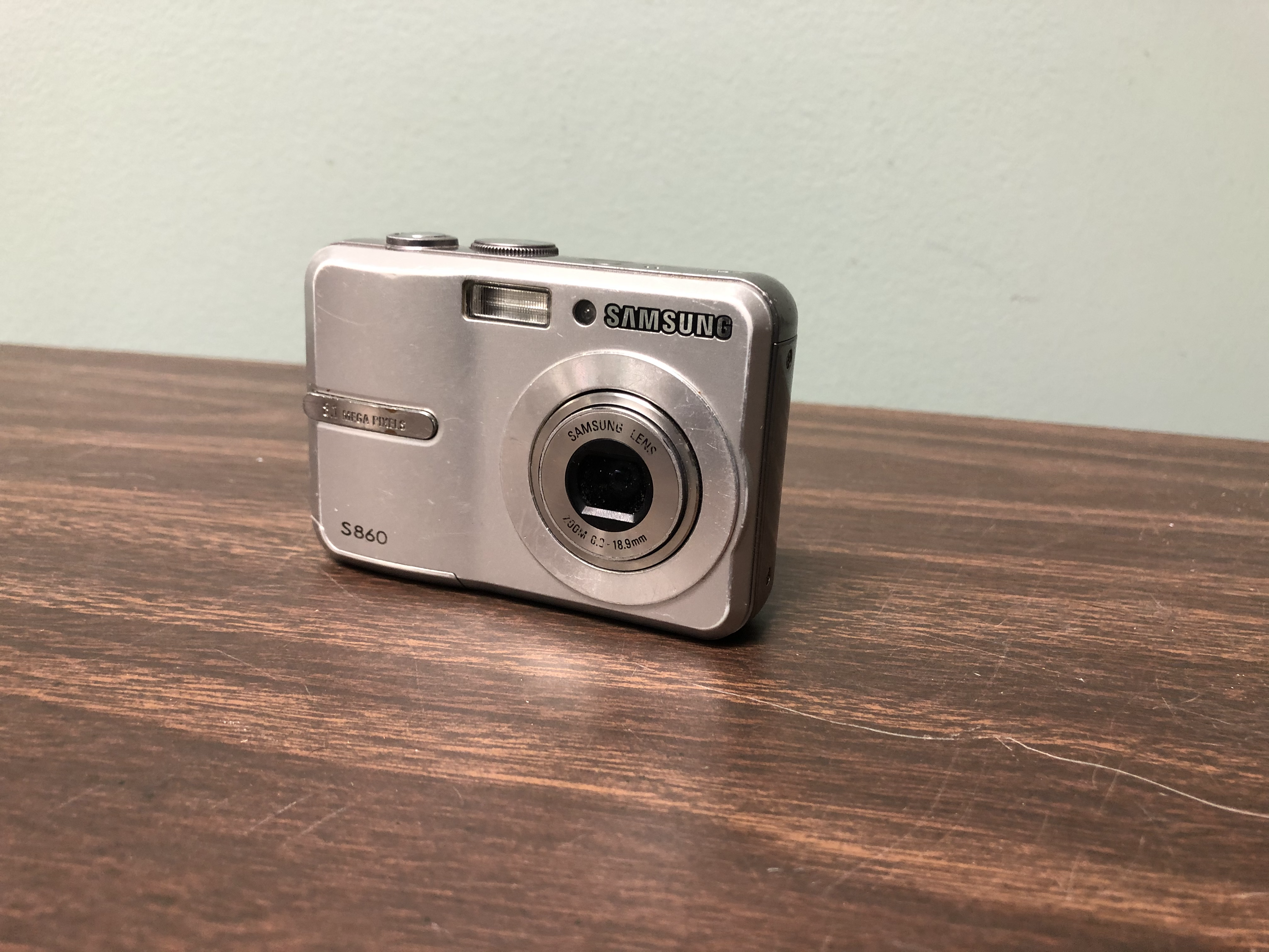 Samsung Digital Camera (functional)