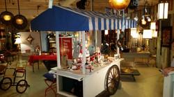 Market Street Cart Booth