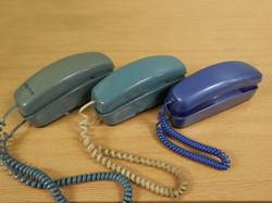 Trimline Phones blue