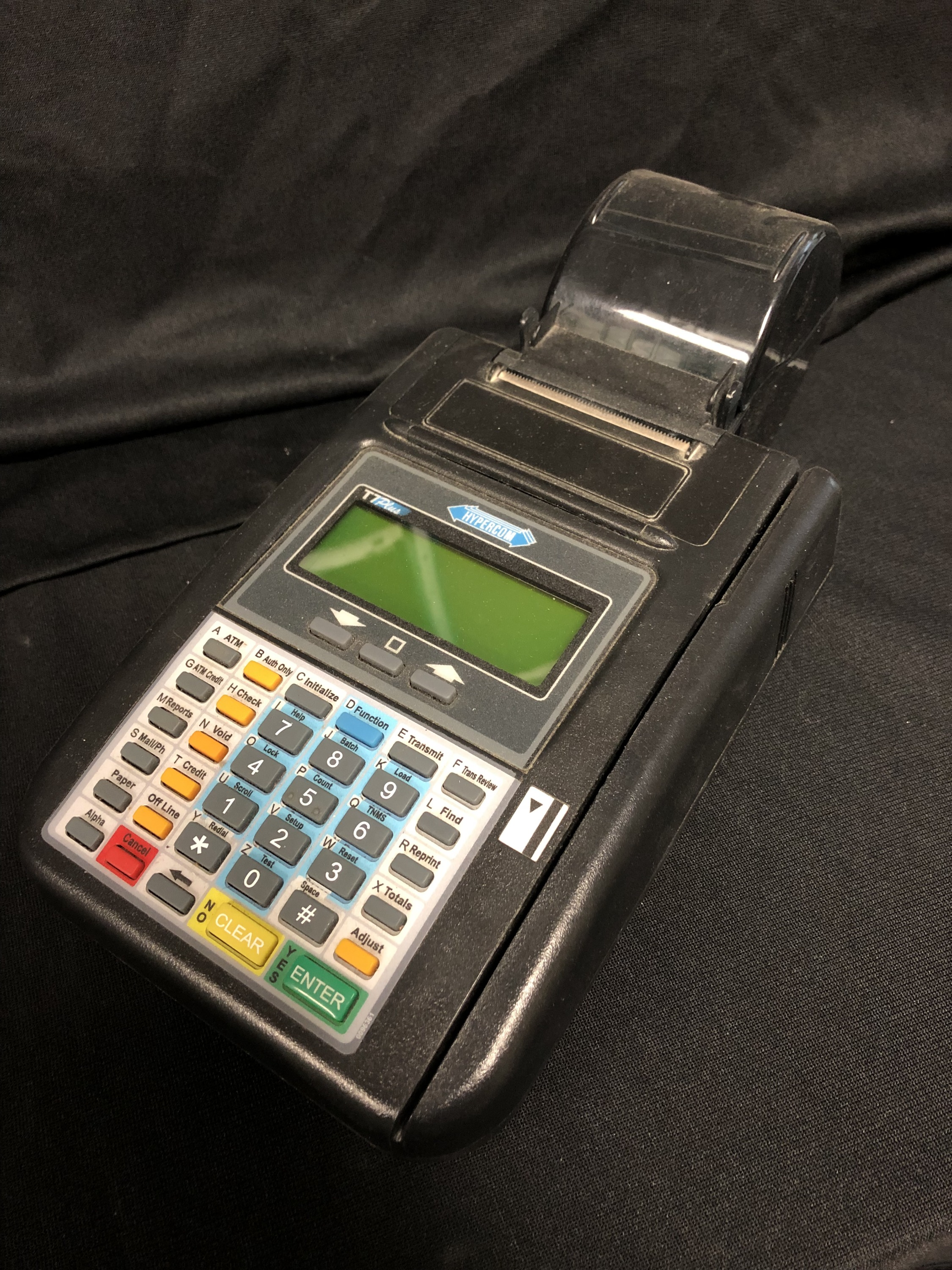 Credit Card POS Terminal