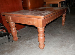 Sturdy Wood Coffee Table