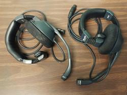 TV Stations Headphones - 2qty