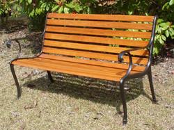 Bench Park - wood slats