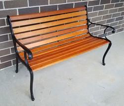 Park Bench 4ft  Qty4 1200pix