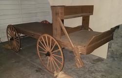 Deluxe Buckboard Wagon