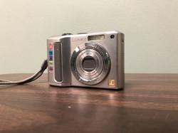 Panasonic Lumix Digital Camera (non functional)