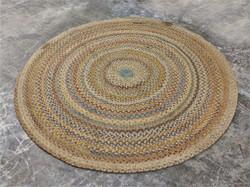 Braided Round Rug
