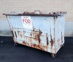 Dumpster on Wheels