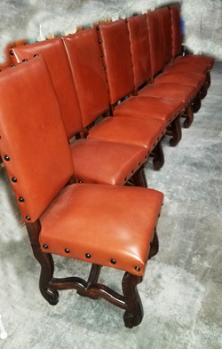 Character Chairs set of 8