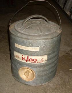 Igloo Metal Water Cooler - 2 gal