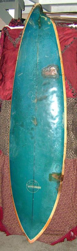 Blue Surfboard - used
