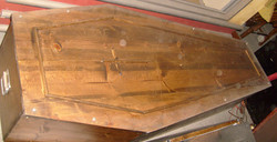 6-Point Coffin with Cross