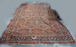 Theadbare Oriental Rug - large