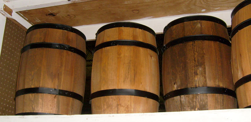 "18"" Barrel Kegs"
