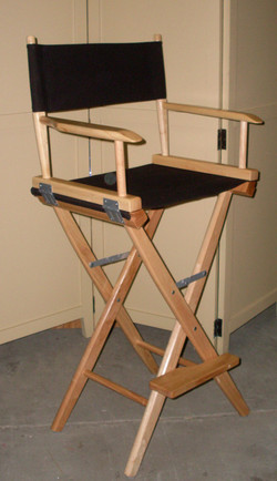 Directors Chairs blonde