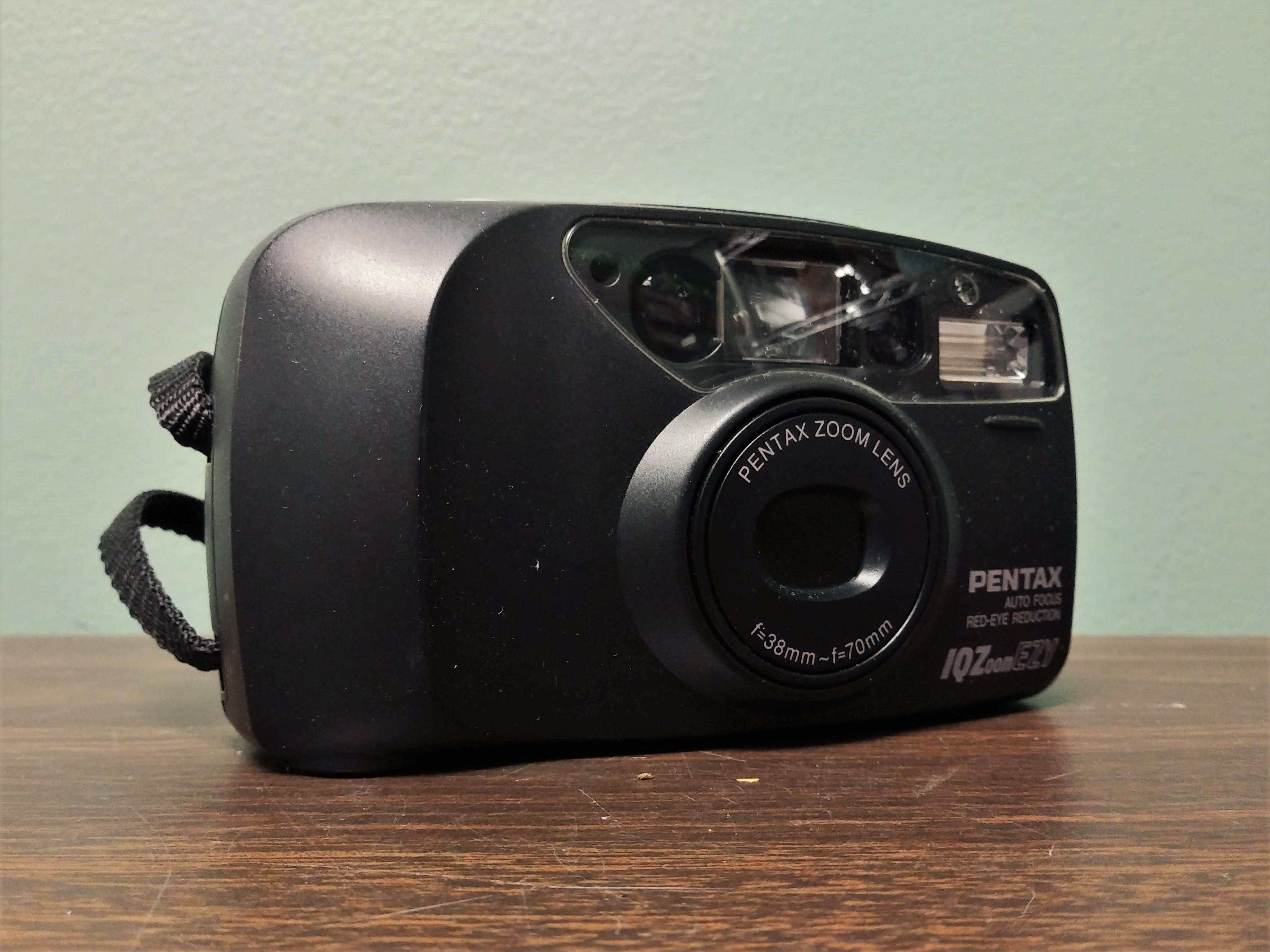 Pentax Point-and-Shoot Camera