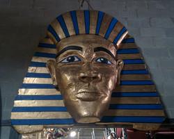 XL Pharaoh Head