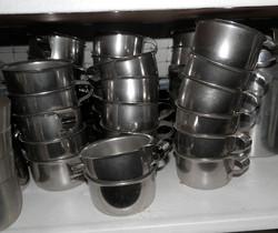Metal Prison Cups