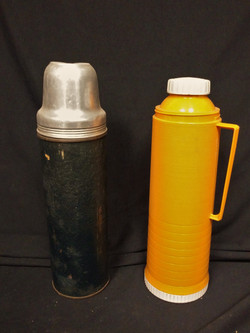 Thermos - Black and Yellow