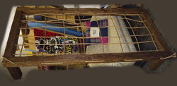 Rope Bed Frame