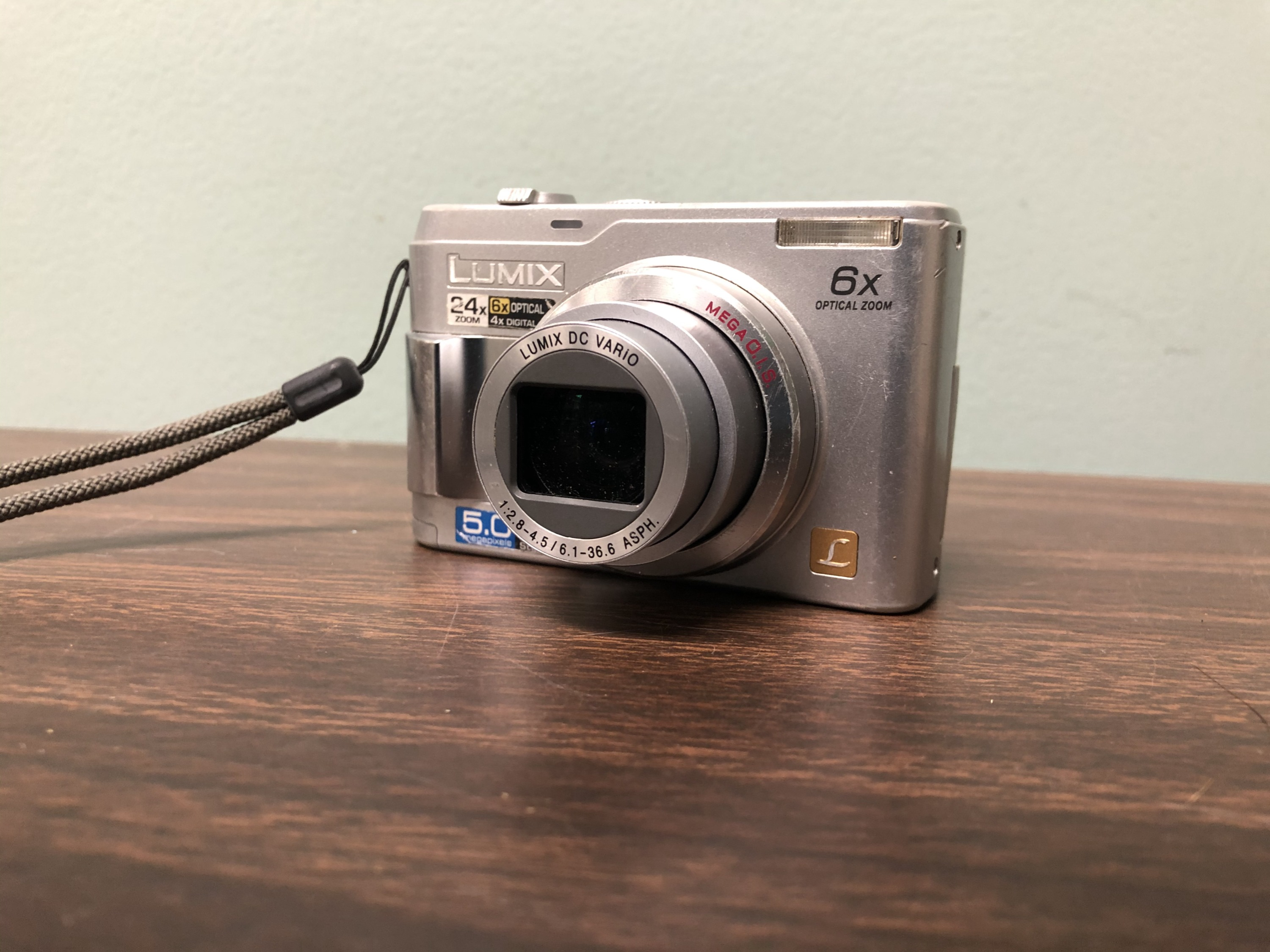 Panasonic Lumix Digital Camera (functional)
