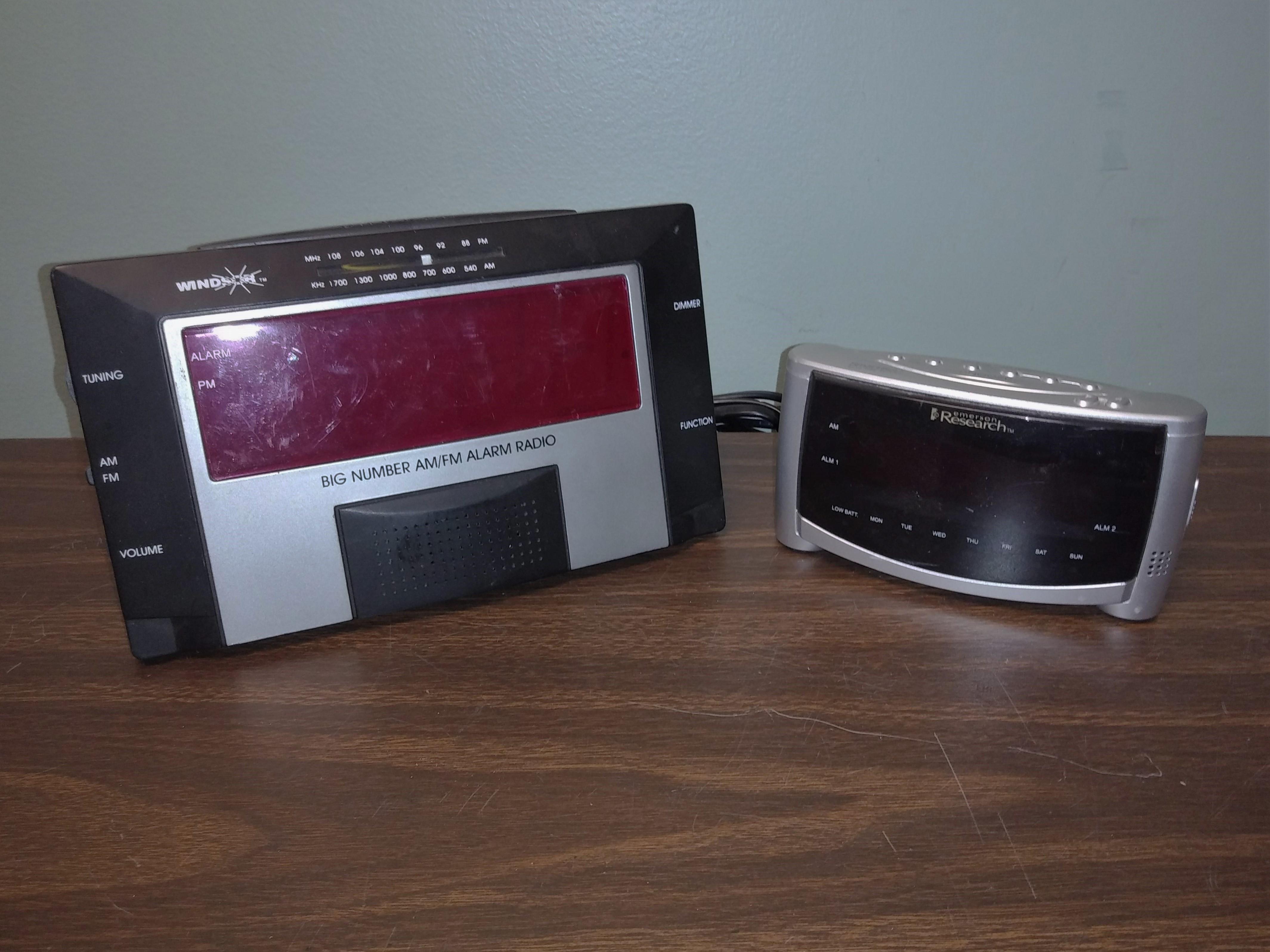 Small Digital Alarm Clocks