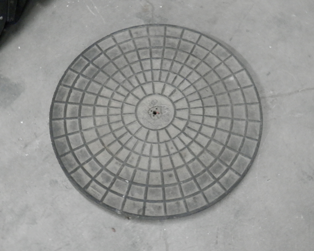 Street - Man Hole Cover