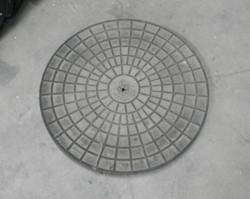 Street - Man Hole Cover