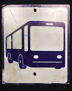 Sign - Bus Stop