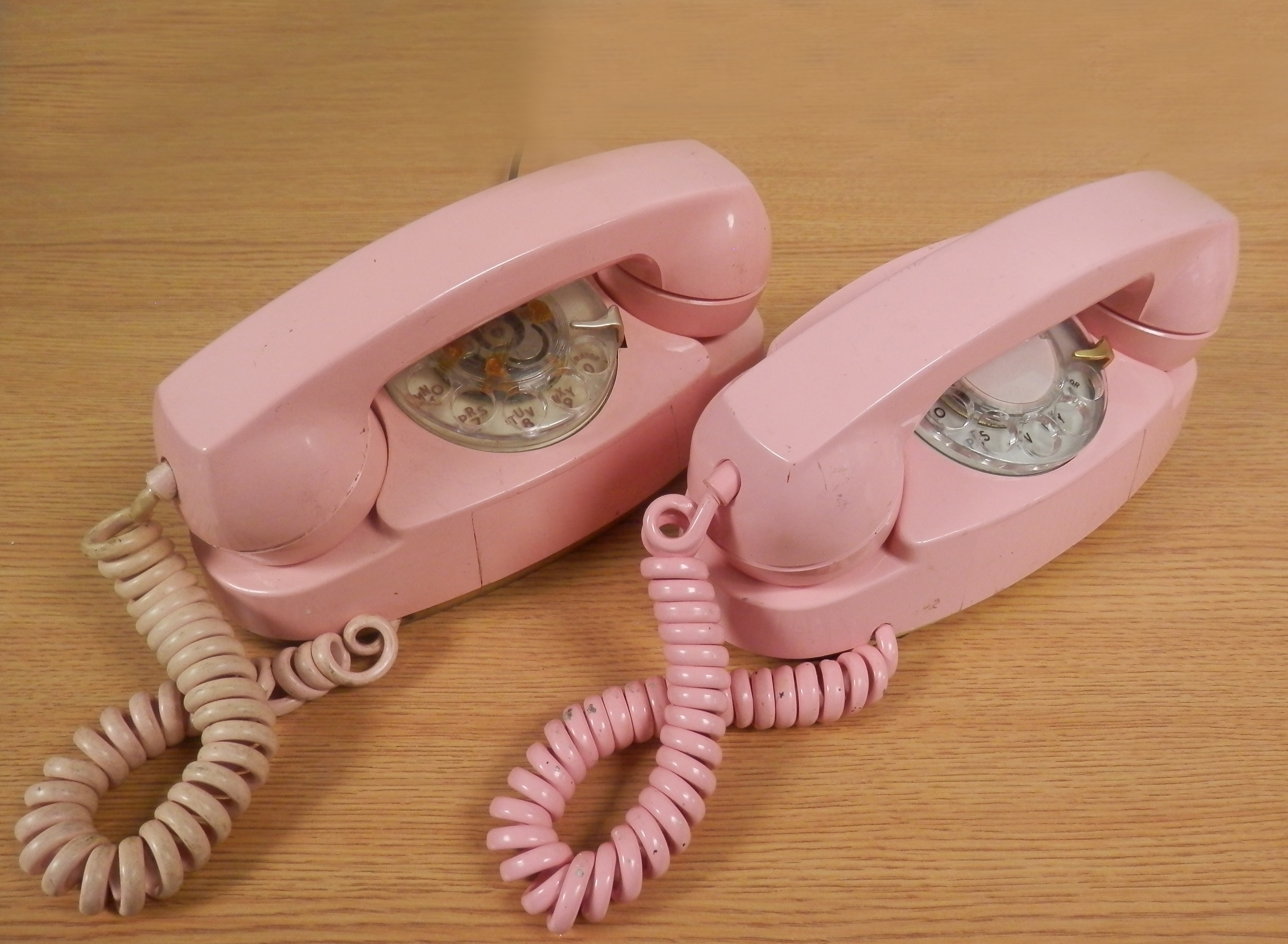 Princess Phones pink