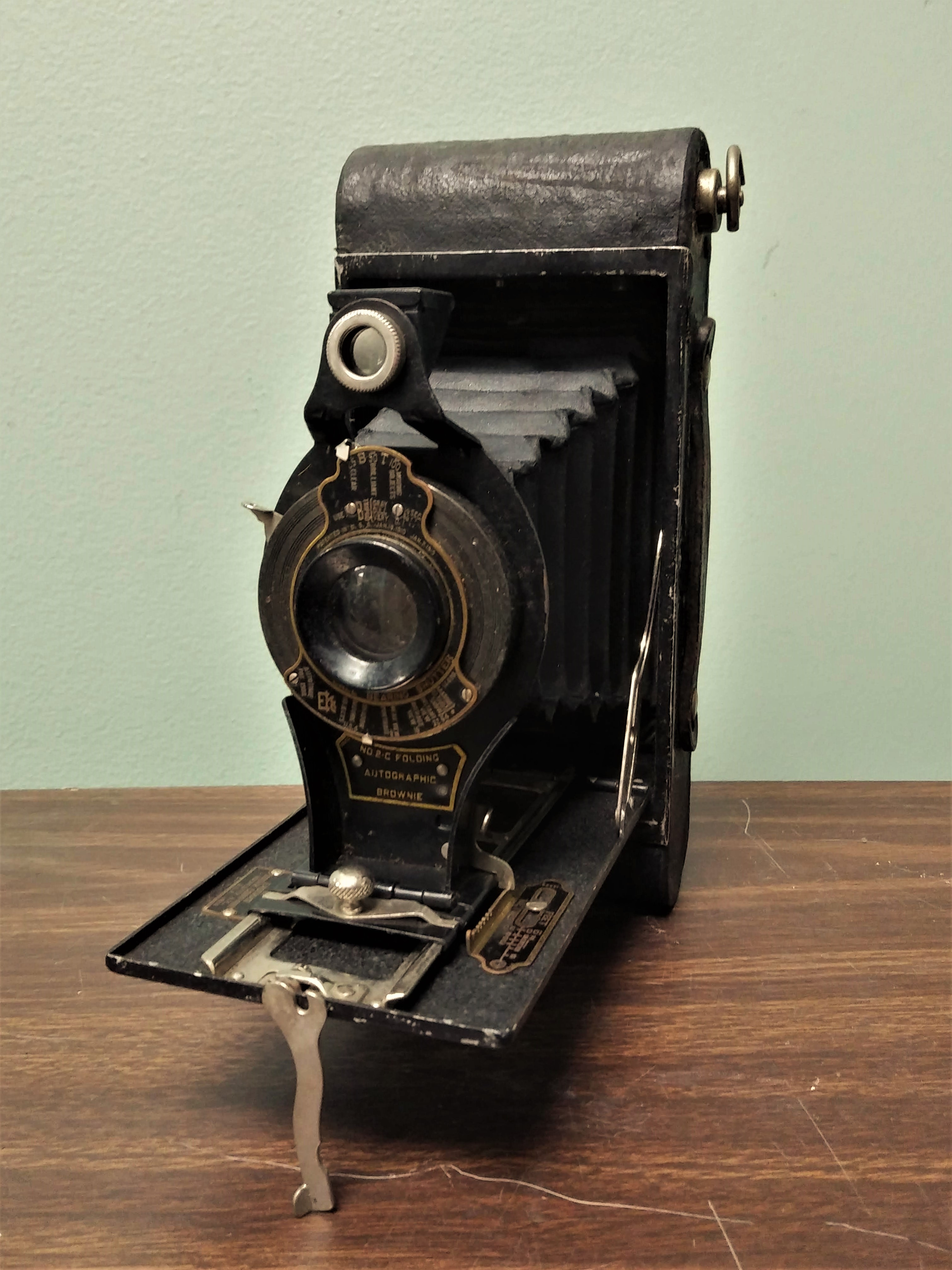 Kodak Brownie Folding Camera