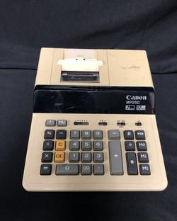 Adding Machine Printing Calculator