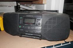 Sony CFD-V15 CD Radio