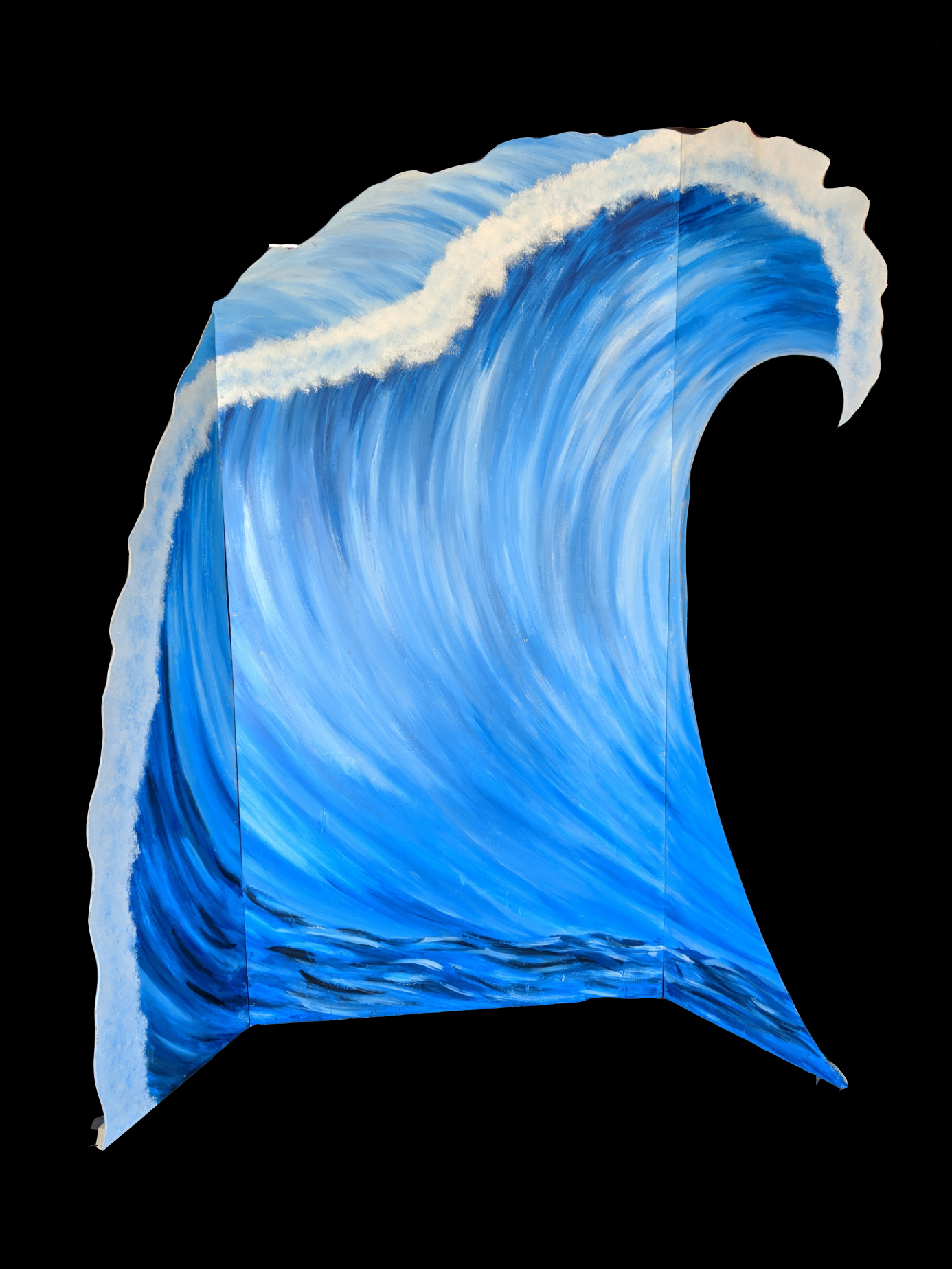 XXL Wave Backdrop