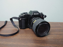 Ricoh SLR Camera