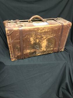 Luggage Vintage Weathered brown