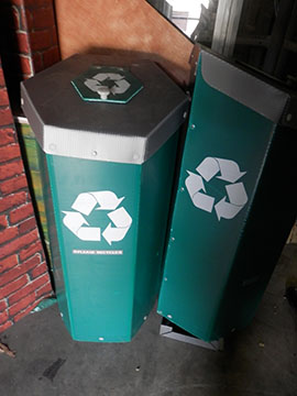 recycling bins - green_md