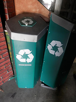 recycling bins - green_md